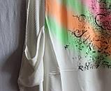 Туніка-плаття жіноче 2183 Білий, фото 5