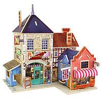 3D конструктор дом - собери сам дом! Детский развивающий конструктор