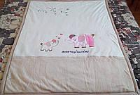 Одеяло - покрывало манеж