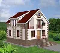 Проект дома «Каркасный дом»