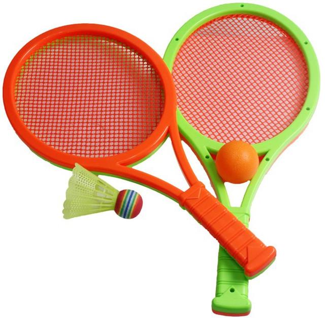 Бадминтон, теннис