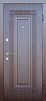 Входные железные двери Портала модель Спикер с зеркалом