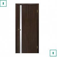 Межкомнатные двери Рубин с зеркалом