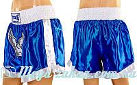 Трусы для тайского бокса (шорты для единоборств) 3875: XS-3XL