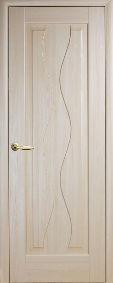 Межкомнатные двери Новый Стиль модель Волна