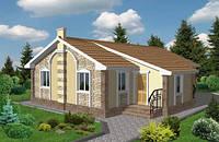 Проект дома «Югра»