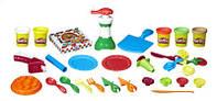 Play Doh Большой игровой набор Пицца и Макароны от Hasbro