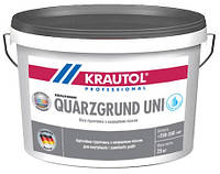 Грунтующая краска Krautherm Quаrzgrund Uni weiss, 25кг
