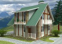Проект дома «Аист»