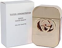 Женские тестеры духов Gucci Guilty 75 ml качественная копия