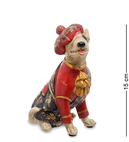 """Статуэтка """"Собака О'Коннор"""" 6,5x11,5x15 см., полистоун Noble Style"""