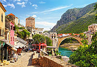 "Пазлы 1500 эл.. Castorland ""The Old Town Of Mostar"" (14)"