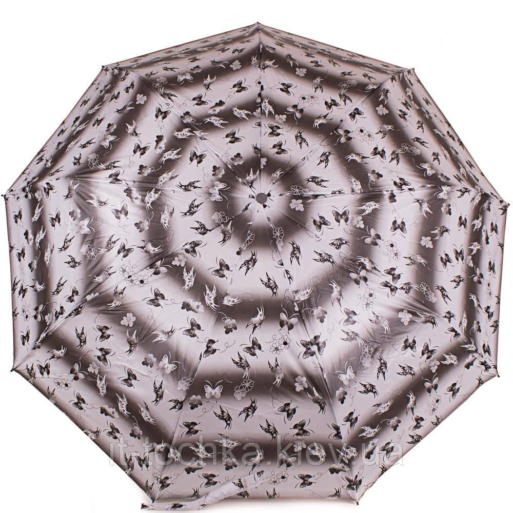 Женский автоматический зонт zest z23992-3 с системой антивеером