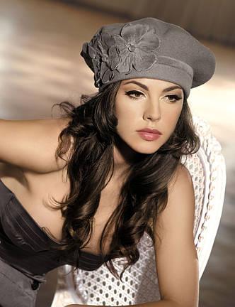 Женский модный беретик Ivetta от Willi Польша, фото 2