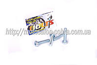 """Болты крышки вариатора   Suzuki LET'S   (крестообразный шлиц, 4шт)   """"AS"""""""