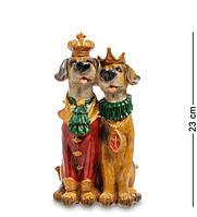 """Статуэтка """"Собаки Наполеон и Жозефина"""" NS-187"""