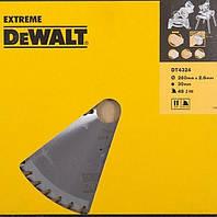 Пильный диск DeWALT DT4324 (США/Великобритания)