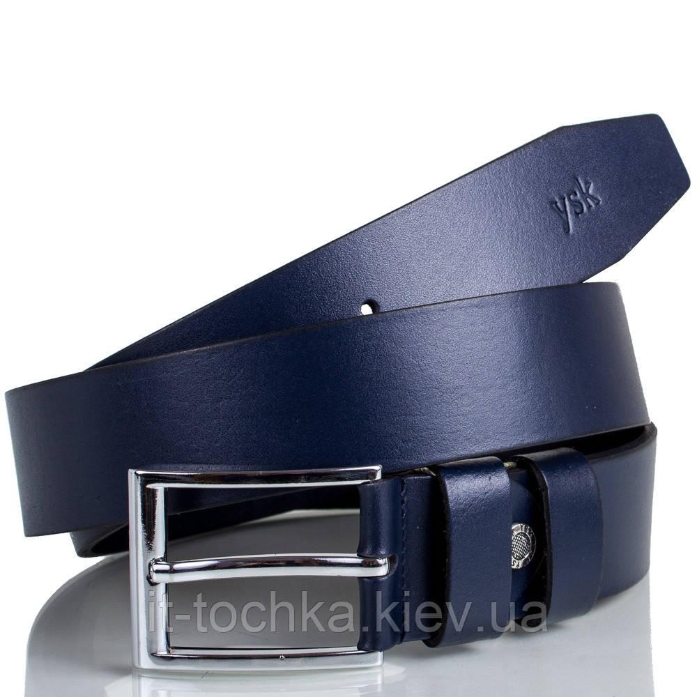 Ремень мужской кожаный y.s.k. (УАЙ ЭС КЕЙ) shi2009-6