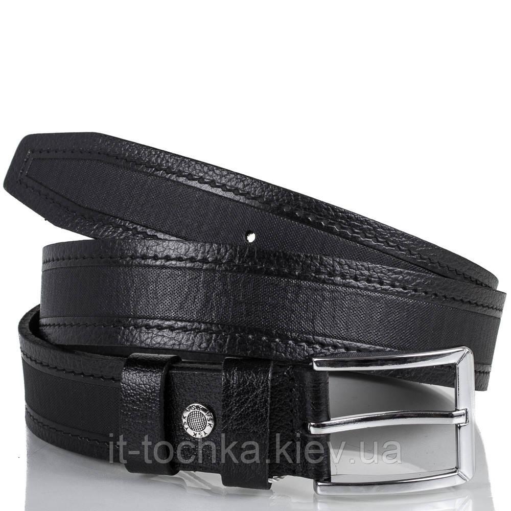 Ремень мужской кожаный y.s.k. (УАЙ ЭС КЕЙ) shi2032