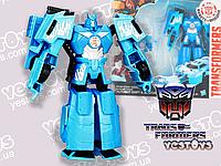 Transformers - Трансформер (Роботы под прикрытием: Миникон Деплойерс Автобот Дрифт и Джетсторм Blizzard Strike