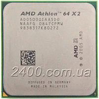 Процессор AMD Athlon 64 X2 5000+ (2600MHz, сокет AM2) ADO5000IAA5DU, AD05000IAA5DU
