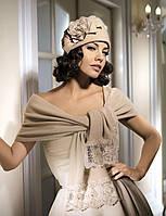 Женская шапка из натуральной шерсти Florencja от Willi Польша