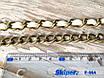 Ланцюжок металева Антик 2,4 х 14 х 10 мм, фото 2
