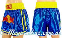 Трусы для тайского бокса (шорты для единоборств) 3874: XS-2XL