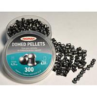 "Пули для пневматического оружия Люман ""Domed pellets"" 0.57 г. (300 шт.)"