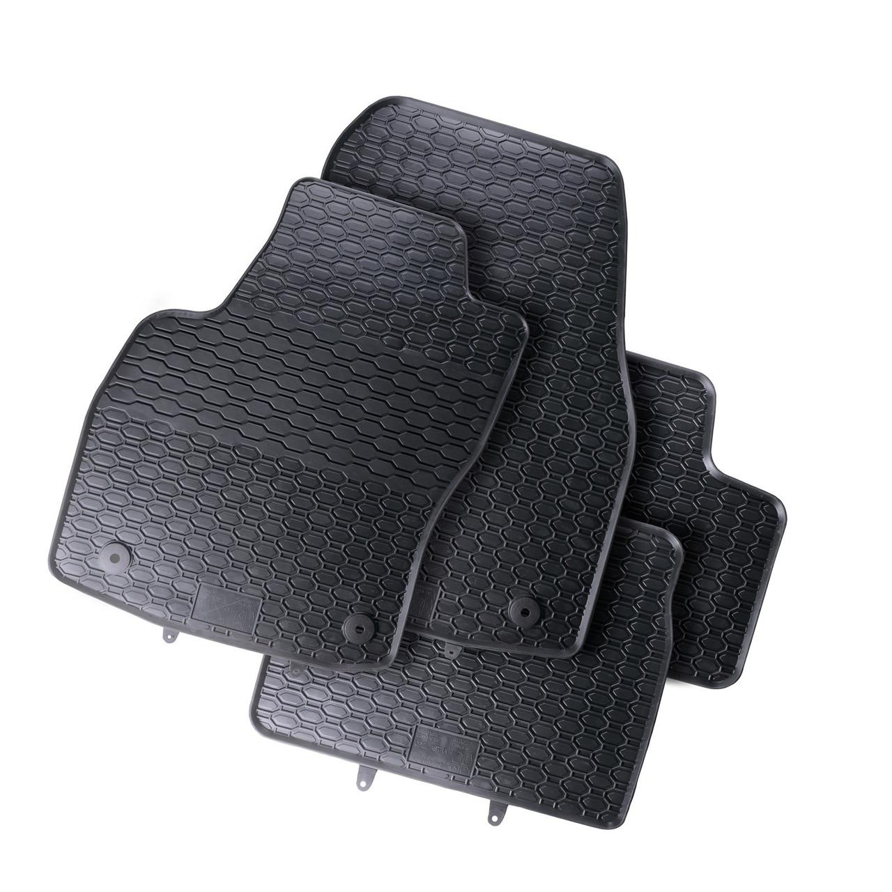 Килимки в салон для Opel Astra H (04-13) (4шт) 827/4C