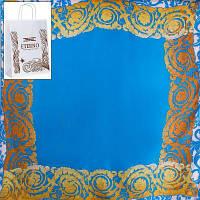 Платок женский шелковый 88*87 см eterno (ЭТЕРНО) es1902-11