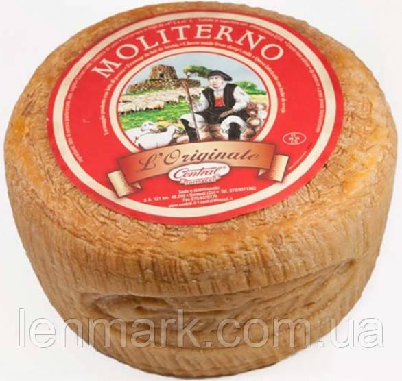 "Овечий сыр Молитерно  ""Сentral"" Pecorino Moliterno супер ароматный"