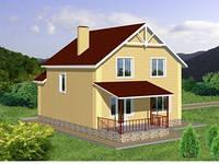 Проект дома «Бештау»
