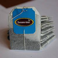 Черный пакетированый Susan-tea 25 по 1.5 г
