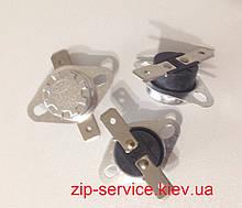 Термостат KSD301 10A 250V 105 °C Нормальное состояние – замкнутый