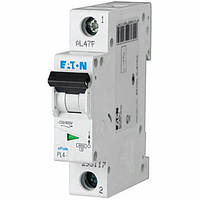 Автоматический выключатель EATON (MOELLER) PL4-C20/1