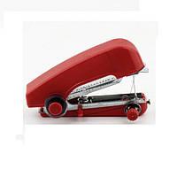 Ручная мини-швейная машинка. Для больших любителей шитья с любим видом ткани. Хорошее качество.  Код: КГ595