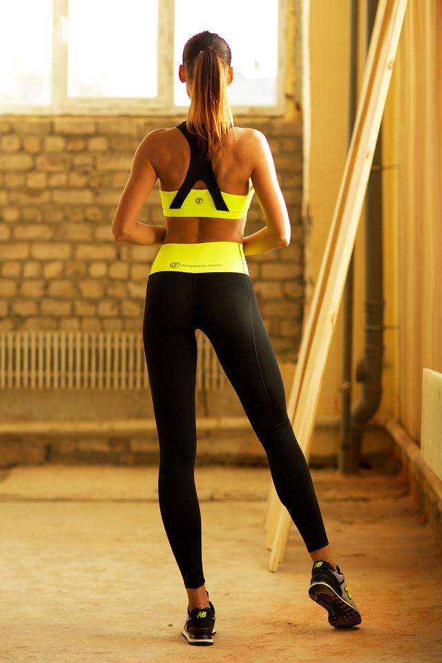 Basic Lemon леггинсы для фитнеса Designed For Fitness - шоу-рум на Театральной, 0937555561