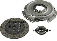 Комплект сцепления на Nissan Almera II (N16E),Primera (P10),Sunny, (пр-во NIPPARTS F11044NX)