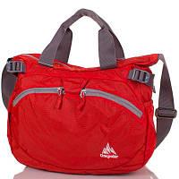 Женская спортивная сумка через плечо onepolar (ВАНПОЛАР) w5220-orange