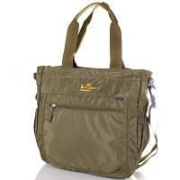 Мужская спортивная сумка через плечо onepolar (ВАНПОЛАР) w5239-green