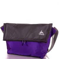 Женская спортивная сумка через плечо onepolar (ВАНПОЛАР) w5637-violet