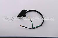 Концевой выключатель рычага переднего тормоза (диск, квадрат) (L-27)