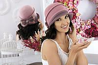 Женская шляпка из натуральной шерсти Gilberta от Willi Польша