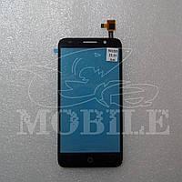 Сенсор Alcatel 5015D/5015X Pixi3 black