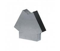 Тройник прямоугольный 5х15-45 градусов