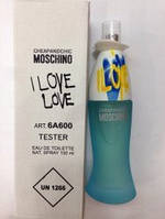 Тестеры парфюма Moschino Cheap And Chic I Love Love Wom 100 ml