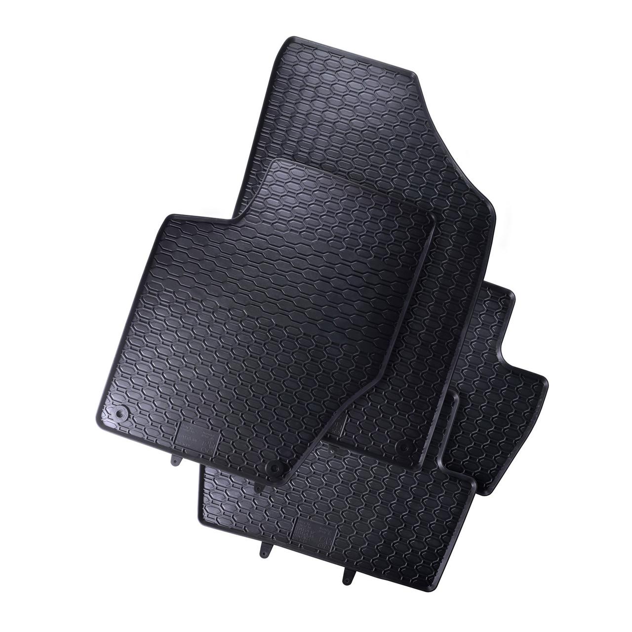 Коврики в салон для Peugeot 307 I (01-05) / 307 II (05-08) (4шт) 822/4C