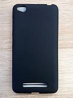 Силиконовый чехол для Xiaomi Redmi 4a, матовый