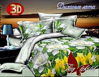 Комплект постельного белья Дыхание лета 2 - спальный